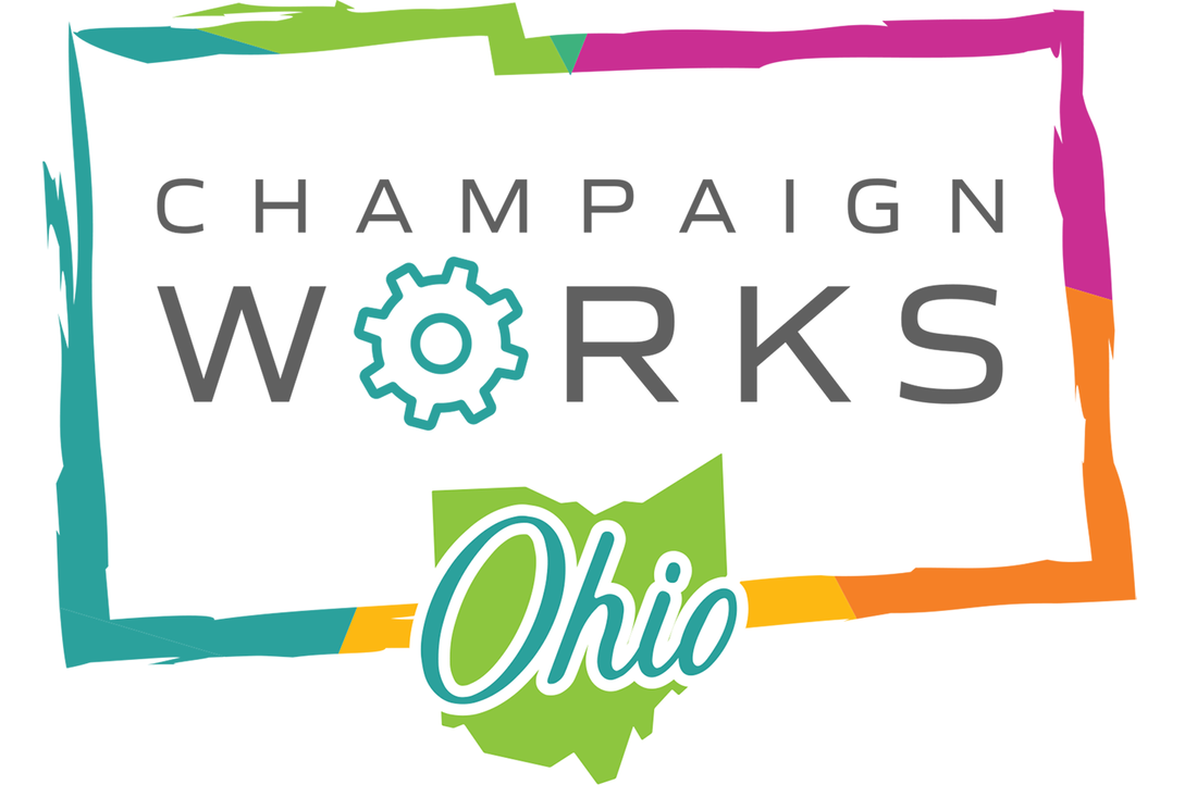 Champaign Works website logo