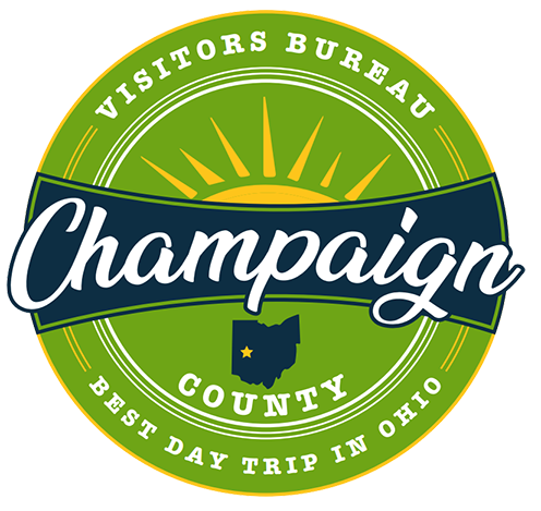 Champaign County Visitors Bureau logo