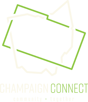 Champaign County Connect logo