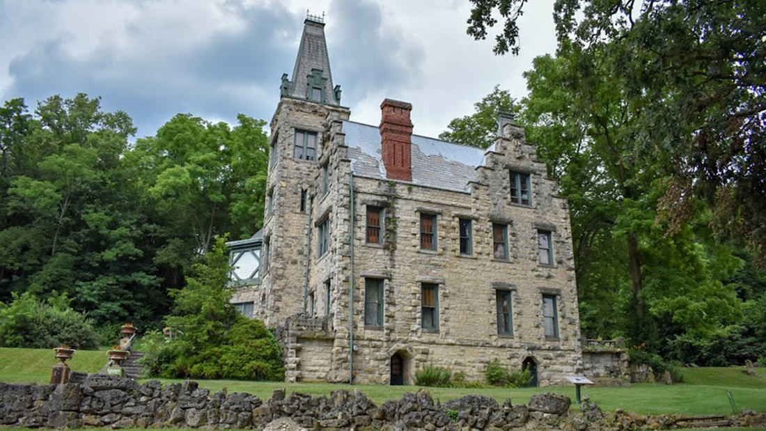 Piatt Castles, West Liberty