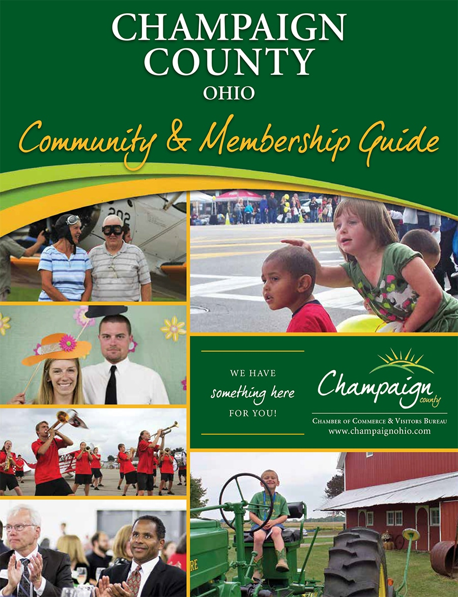 Champaign County Community Guide